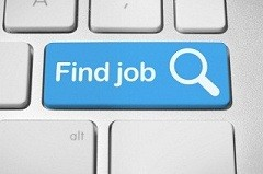 """Find a job"" keyboard"
