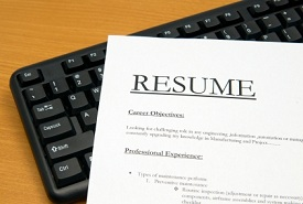 Picture of A Resume