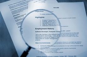 Resume Format Guidelines